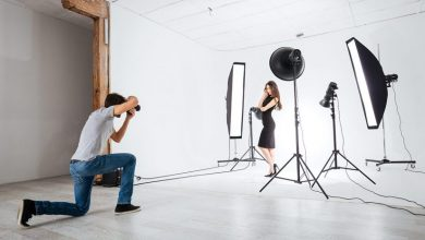 Photo of Some Significant Instruments in Setting Up a Photography Studio