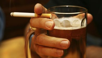 Photo of Alcohol and Smoke Affected For Your Health