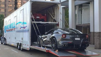Photo of Enclosed Car Shipping – Ideal Method of Shipping Luxury Vehicles